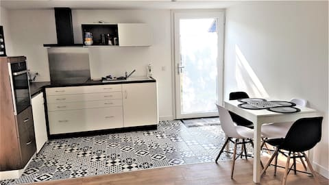 Brand new Apartment near Geneva & mountains