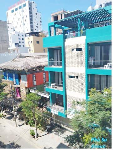 Superior Balcony Apartment 2 - My Khe Beach