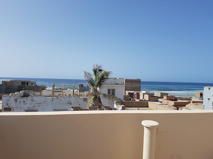 Appartement T3 vue sur mer