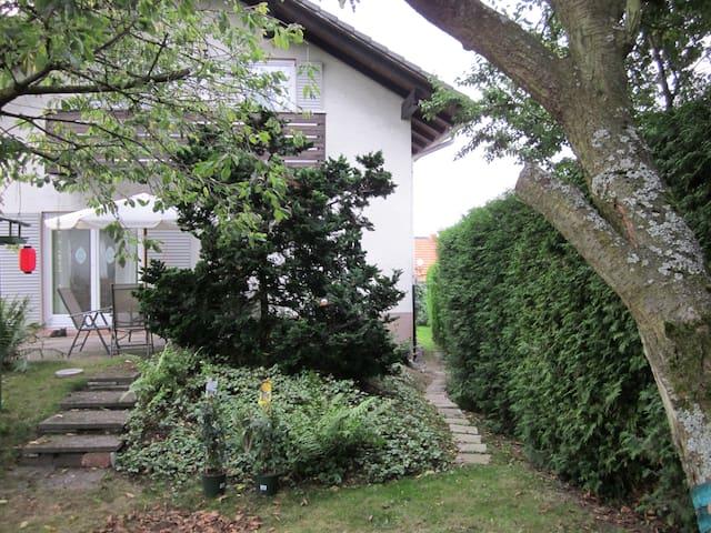 Ferienhaus Barbara für max. 6 Personen - Sontra