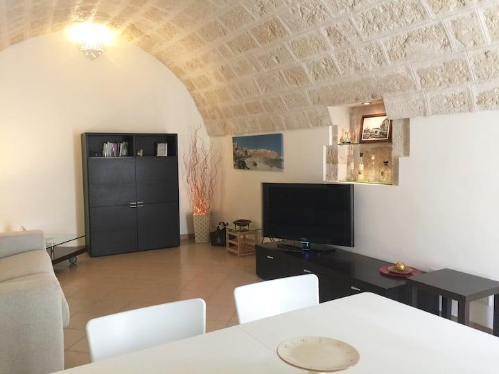 Casa Camillo Querno with organized private terrace