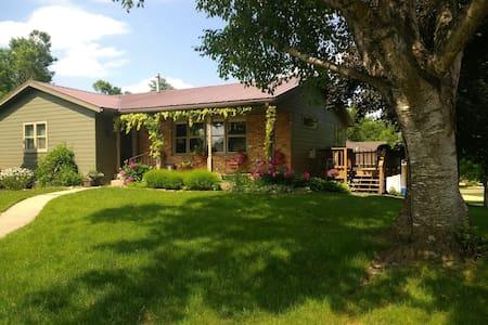 Great family home in safe, nice neighborhood.