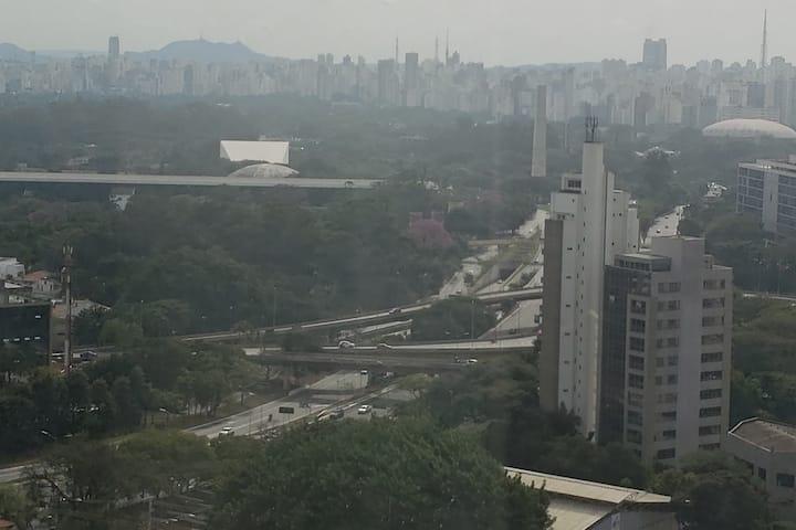 Oportunidade Flat ap 5 min até o Parque Ibirapuera
