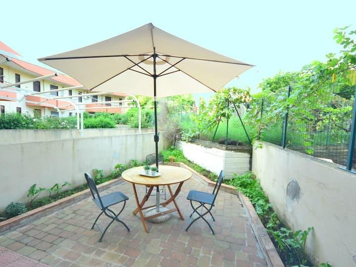 Beautiful apartment near the Alcantara River