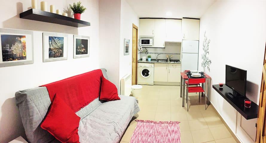 Modern Flat at Madrid Downtown - Madrid - Apartamento