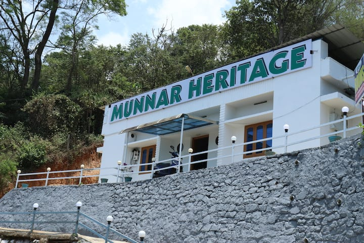 Munnar Heritage Cottages