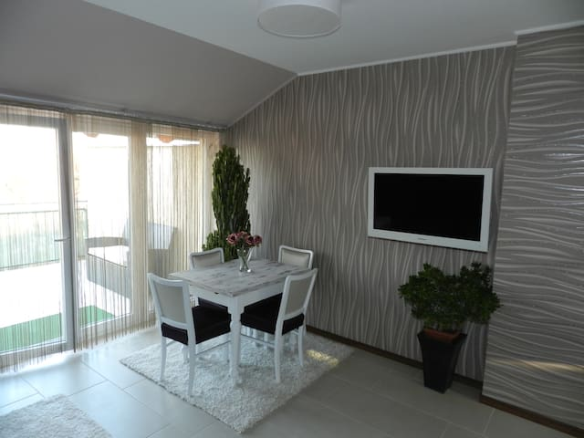 New Penthaus Premium apartment - Szeged - Apartamento