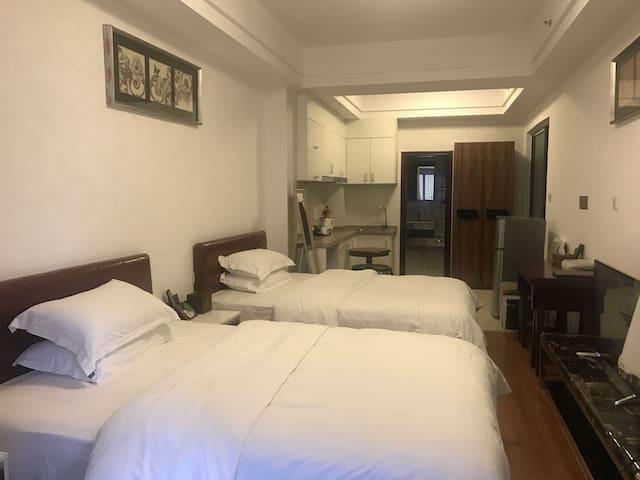机场附近 碧桂园社区!安心之旅 舒适温馨公寓民宿