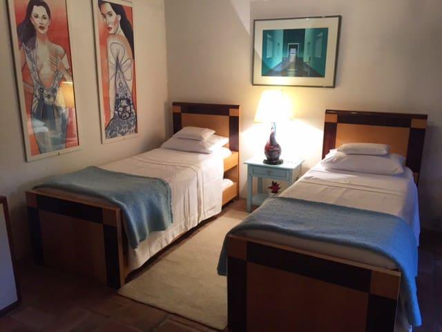 Suite quarto 4 camas