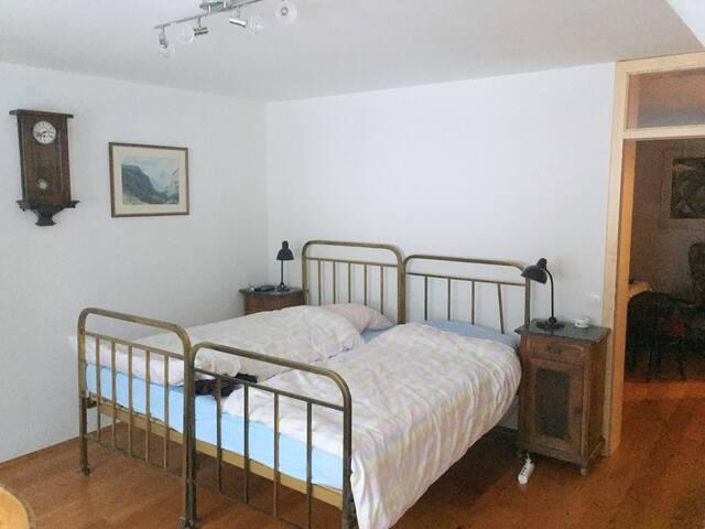 Zimmer mit Aussicht - Ebenthal in Kärnten - Huis