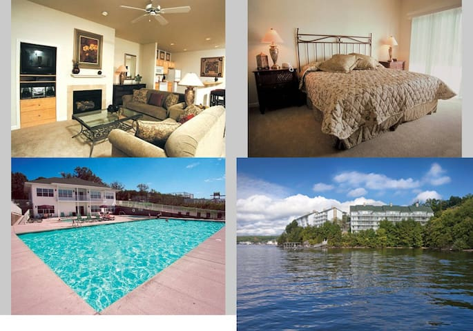 1 Bed Wyndham Lake of the Ozarks - Osage Beach - อพาร์ทเมนท์