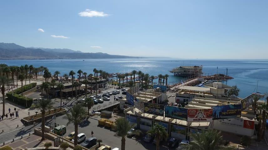 Suite Hilton Eilat 16 - Eilat - Apartment