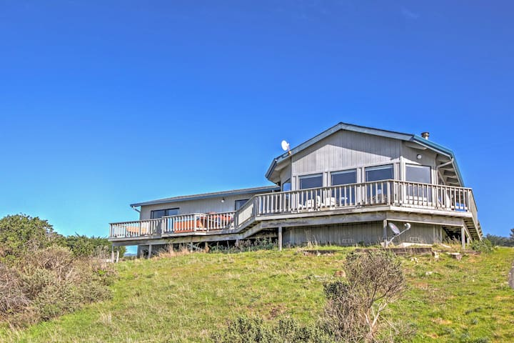 3BR 'Sea B's' Irish Beach House w/Ocean Views - Manchester - Casa