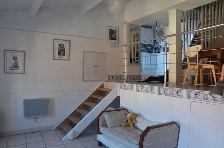 Maison de village - Cerbère - Casa