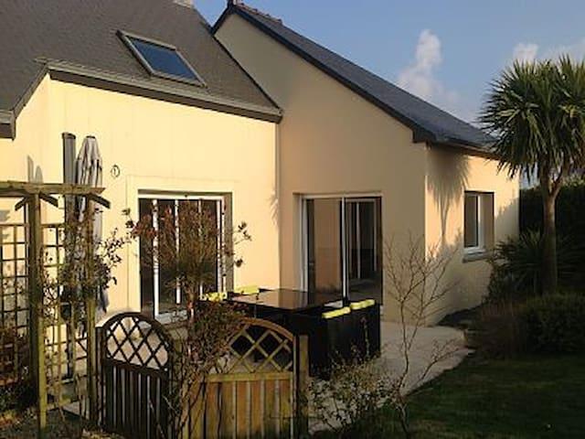 Maison 130m2 entre mer et rivière - Saint-Julien - Casa