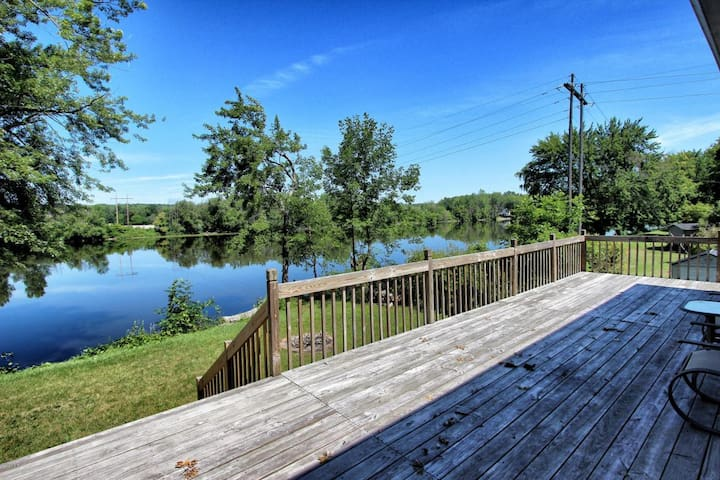 Willow Riverfront Home - Grand Rapids - House