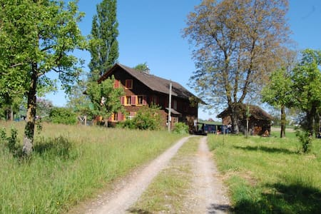 Cosy Landhouse close to Lucerne  - Malters