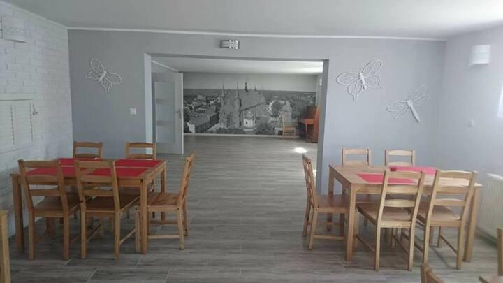 Villa Varmia 8 Pokój z Balkonem