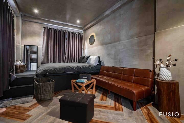 Fusio Elegant studio hideout chiing  SG Downtown❤