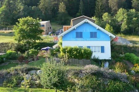 schönes 1 Familienhaus in den Alpen - Trin - Talo