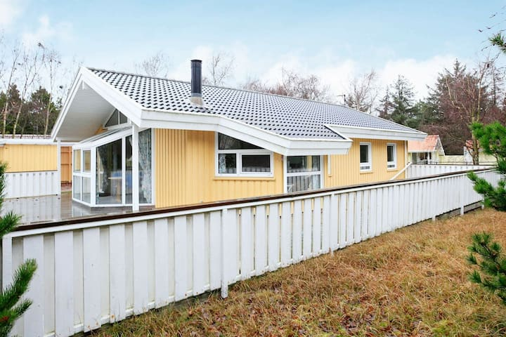 Scenic Holiday Home in Humble Denmark with Sauna