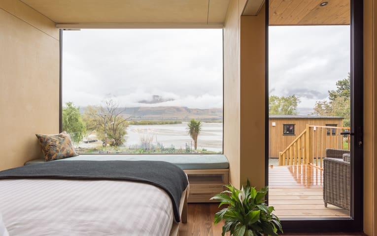 Kea Ecoscape - Climate House in Glenorchy - Kinloch - Andere