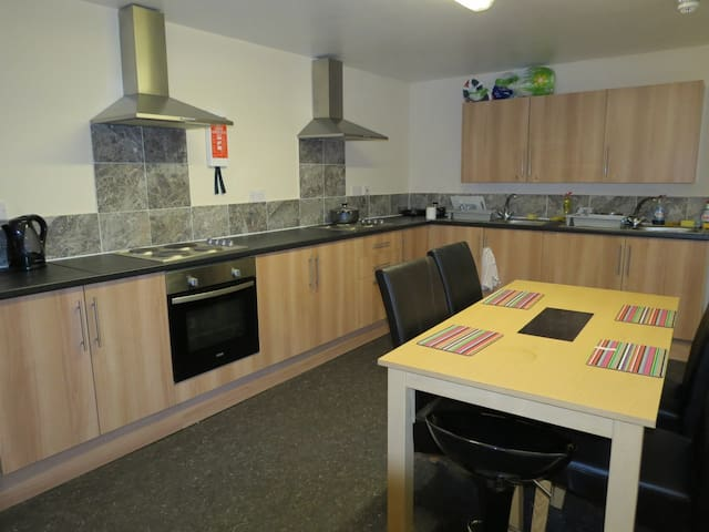 Empire house student hall - Stoke-on-Trent - Apartamento