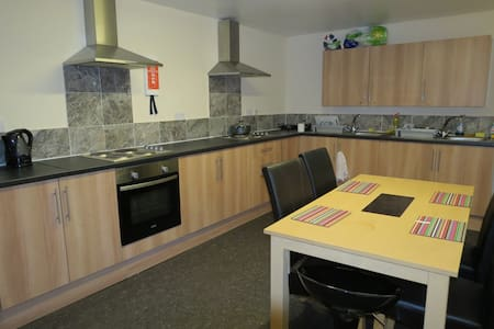 Empire house student hall - Stoke-on-Trent - Apartment