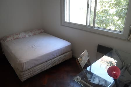 Habitación privada en departamento compartido. - Buenos Aires - Bed & Breakfast