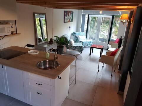 Samostatné ubytování v srdci Nijmegenu