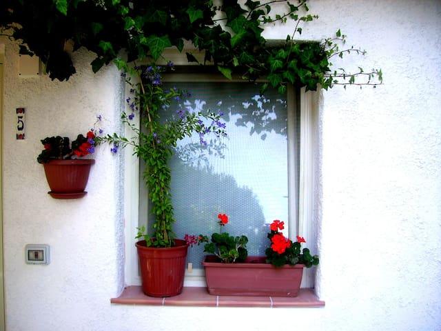 MONOLOCALE IN VILLA - Cefalù - Maison
