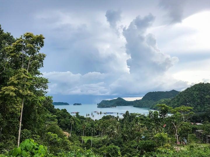 Rama Rama 3 - Stunning Sea Views and Nature