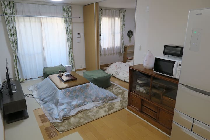 Easy Access to Haneda Airport 30min - Ōta-ku - House