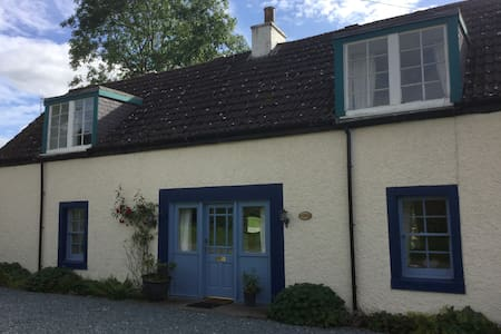 3 bed cottage with large garden - Jedburgh