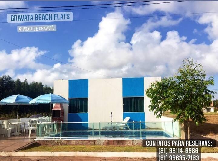 Gravatá Beach flats 2