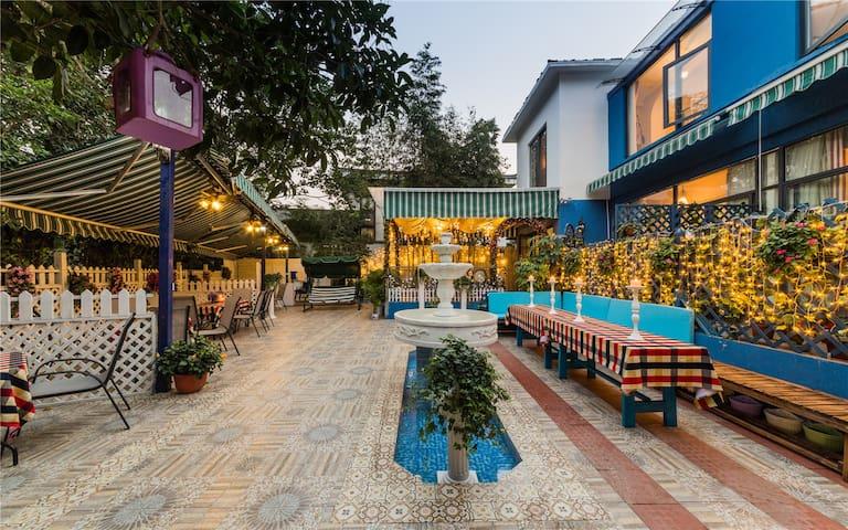 """西湖边的别墅105#房-""""浙江最美民宿""""第一名如果小院 - Hangzhou - Vila"""