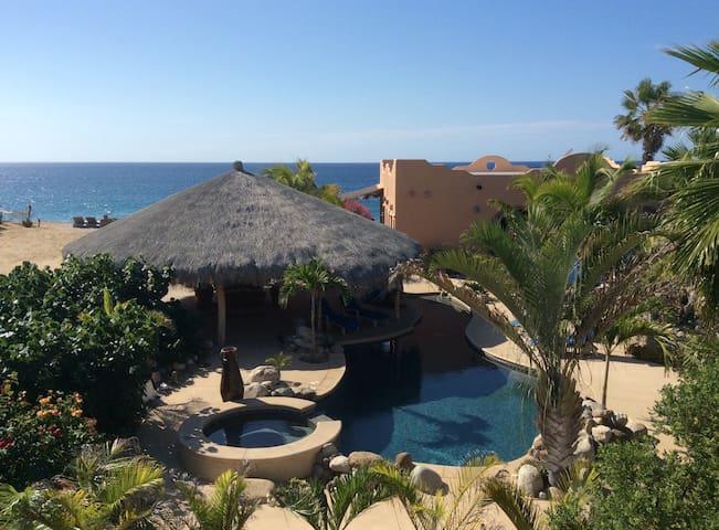Oceanfront beachouse w/pool; Nov. 15% discount