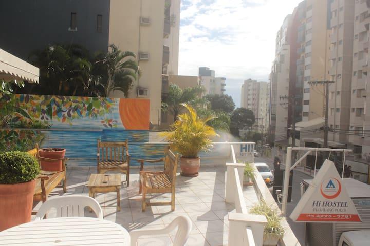 Floripa Hostel - Centro