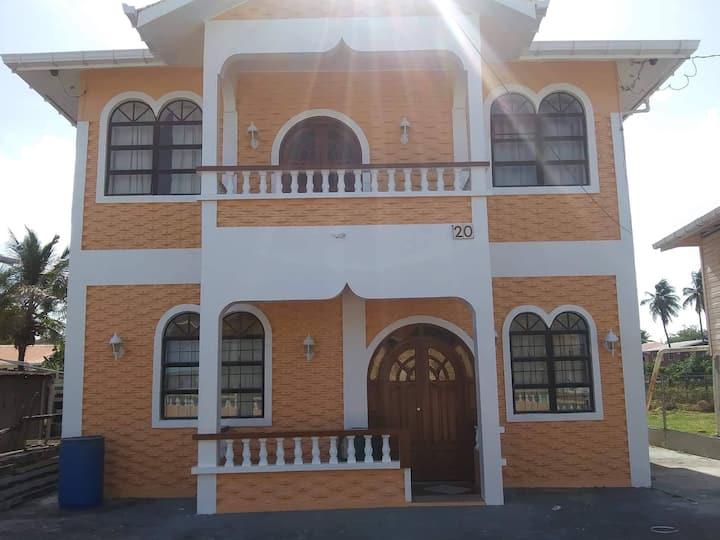 House Den Amstel, WCD. Guyana