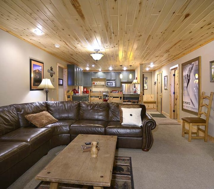 Mt. Crested Butte Ski/Hike/Bike in/out condo