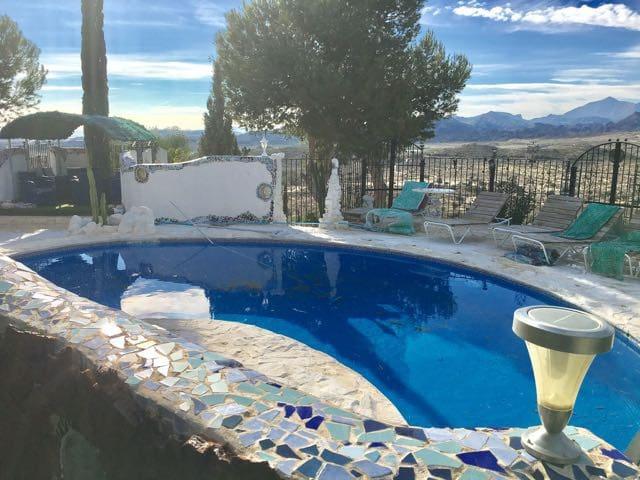 Villa los Iris entre Mer & Montagne, près Alicante - Busot