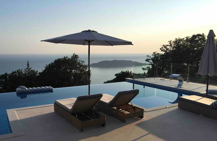 Luxury villa in Montenegro