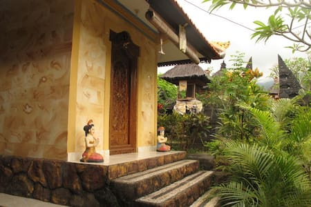Beautiful balinese house, Aling Aling waterfalls - Sukasada - House