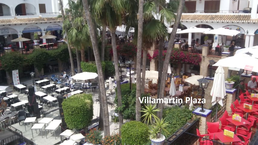 plaza Villamartin