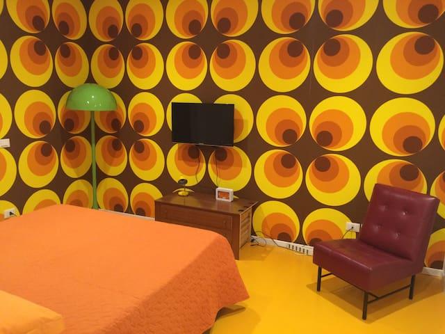 Moderno appartamento in stile vintage - Trento - Wohnung