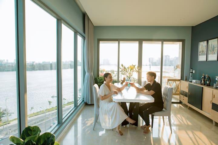 5* Luxury Residence to enjoy the sunset