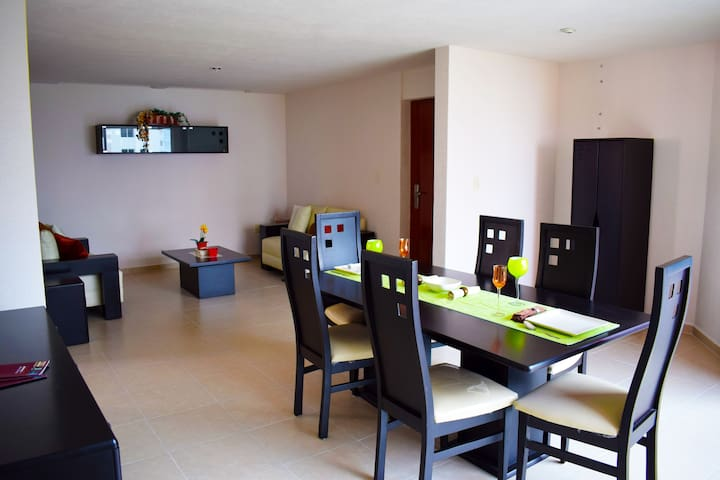 Cimasur, 3 bedroom apartment - Corregidora Municipality - Apartment