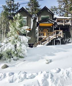 .5 mile from Heavenly -Tahoe Rm in Modern Mtn Home - South Lake Tahoe