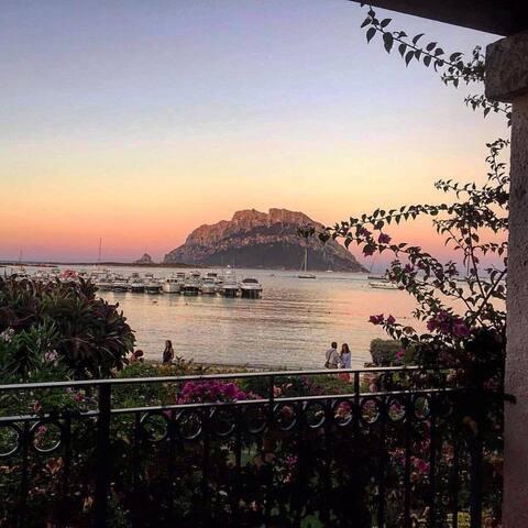Casa in riva al mare con vista mozzafiato... - Porto San Paolo - Appartement