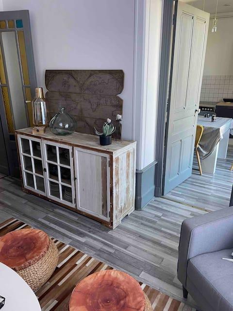 Superbe appartement a proximité du parc N Mandela